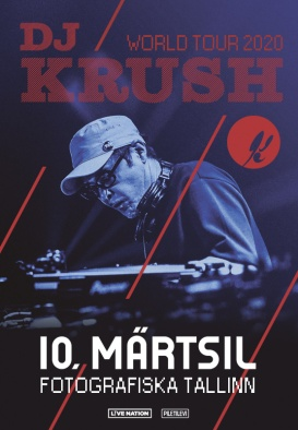 DJ KRUSH - World Tour 2020