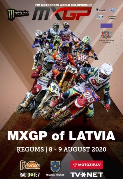 MXGP OF LATVIA,  Solo Motocross World Championship 2020 (Pārcelts no 13.-14.06.20. un 11.-12.07.20.)