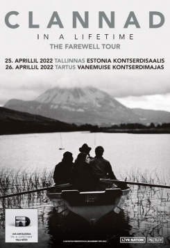 CLANNAD - In A Lifetime Farewell Tour (Pārcelts no 30.03.2021.)