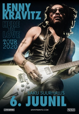 LENNY KRAVITZ - Here To Love Tour