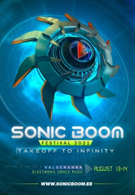 Day tickets / Sonic Boom Festival: Takeoff to Infinity
