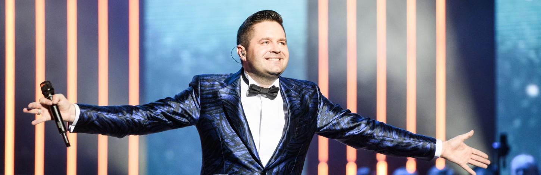 Rīgā uzstāsies dziedātājs Sergejs Volčkovs