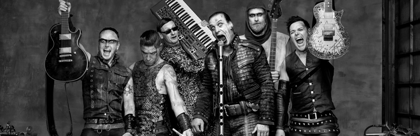 RAMMSTEIN RETURN TO LATVIA WITH A SPECTACULAR OPEN-AIR SHOW