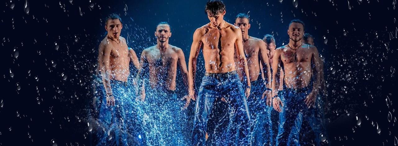 """Brauciens uz deju teātri """"Šovs lietū"""" no Ventspils uz Liepāju un atpakaļ"""