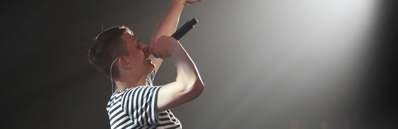 Уже в эту субботу в Риге выступит певец Тима Белорусских