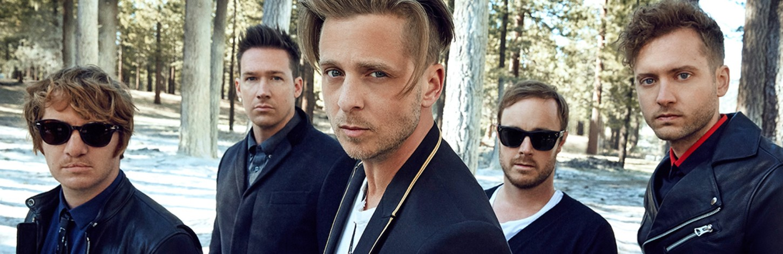 Today start ticket sales to OneRepublic Riga show