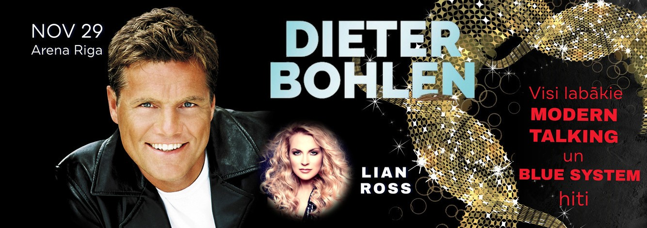 Дитер Болен под влиянием фанатов вернулся на сцену после 16-летнего перерыва