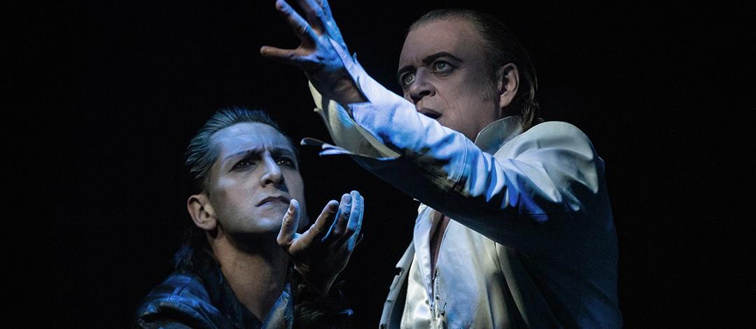 'Doriana Greja portrets' - nākamā 'Teātris dienvidrietumos' pirmizrāde Rīgā!